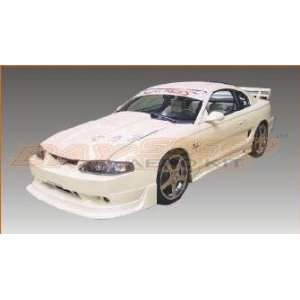 94 98 Ford Mustang BW3 Style Front Bumper Automotive