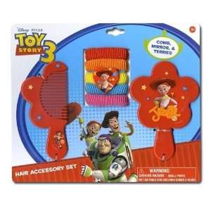Toy Story, Jessie Comb, Mirror & Hair Ponies Case Pack 144