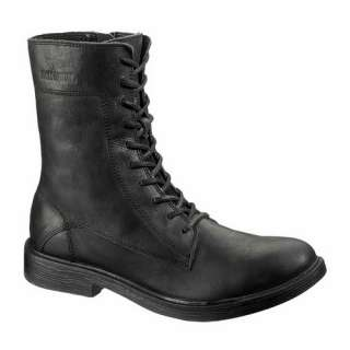 Mens Harley Davidson Custer 9.5Casual Tall Zip D95268