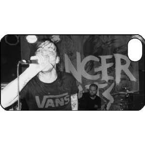 Cancer Bats iPhone 4 iPhone4 Black Designer Hard Case Cover Protector