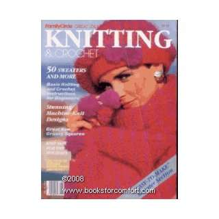 Great Ideas Knitting & Crochet, Vol 13, No 5 Nora OLeary Books