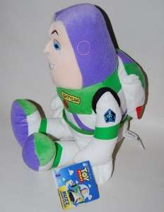 NWT Kohls Cares Disney Plush Buzz Lightyear Stuffed Toy Story Kohls