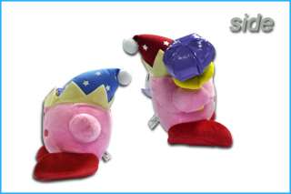 New super mario (Kirby)Plush Figure Toy   7