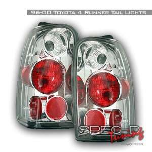 Toyota 4 Runner 1996 1997 1998 1999 2000 Altezza Tail Lights   Chrome