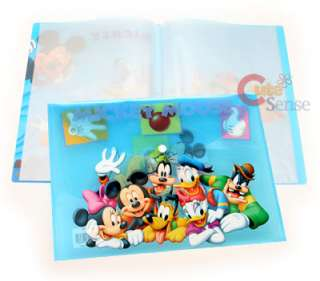 Disney Mickey Mouse Friends File Folder Stationery 1