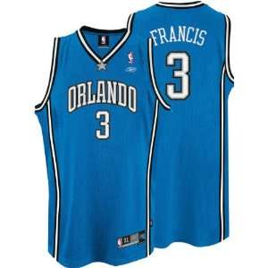 Steve Francis Blue Reebok NBA Swingman Orlando Magic Jersey