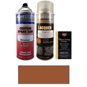 12.5 Oz. Dark Bronze Metallic Spray Can Paint Kit for 1970