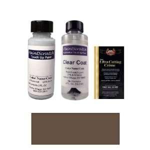 Oz. Steppen Brown Metallic Paint Bottle Kit for 2010 Mercedes Benz B