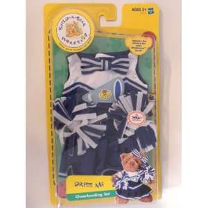 Build A Bear Workshop Dress Me Cheerleading Set Toys & Games
