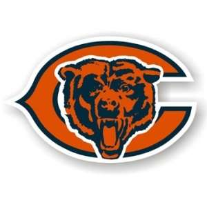 CHICAGO BEARS FOOTBALL CAR TRUCK DECAL STICKERS