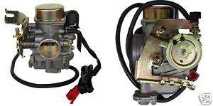 Keihin Carburetor CVK30 for 150cc+ GY6 engine