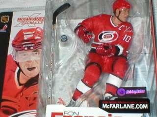 McFarlane RON FRANCIS Center CAROLINA HURRICANES NHL 4