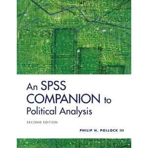SPSS Companion to Political Analysis 2nd edition  Books