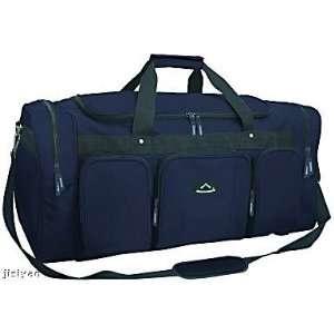 Gym Sport Duffel Duffle Travel Tote Bag  Navy