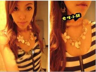 Korean Nice Elegant Shell&flower Lolita Necklace