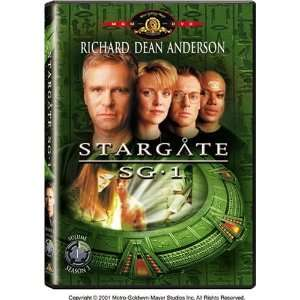 Vol. 1 Richard Dean Anderson, Michael Shanks, Amanda Tapping, Richard