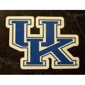 Kentucky Wildcats UK Logo NCAA Car Magnet