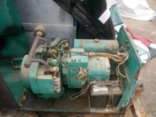 ONAN 5.0 CCK Generaor 5KW A.C. Vols 126/240 (1055)  