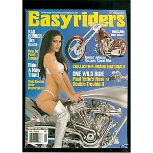MAGAZINE   JANUARY 2004   ISSUE # 367: EASYRIDERS MAGAZINE: Books