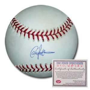 Corey Patterson Chicago Cubs Hand Signed Rawlings MLB
