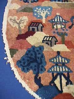 Carpet Art Deco Natural Circle Contemporary Area Rugs
