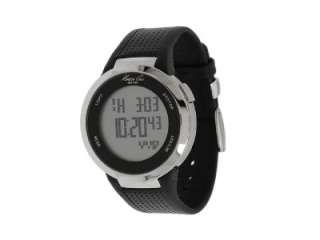Cole New York Unisex KC1697 Digital Silver Screen Dial Watch $125 NIB