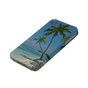 Tropical Beach iPhone4 Case mate Case Iphone 4 Cases Cell