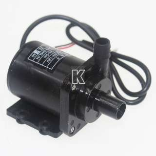 Brushless Magnetic Pump High Temperature 65℃ Solar Hot Water Pump