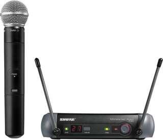 Shure PGX24/SM58 Hand Held Wireless System