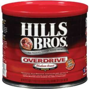 Hills Bros Coffee, Overdrive, 27.8 Ounce Grocery & Gourmet Food