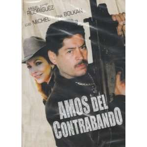 Amos Del Contrabando: Jesus Aralijo, Ricardo Nino, Donato