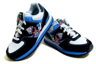 New Balance Sesame Street Super Grover KJ574GOP Preschool Boys Shoes