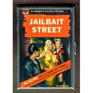 JAILBAIT EXPLOITATION SEXY CREDIT CARD CASE WALLET 873