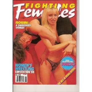 Fighting Females (Vickki Cole , Extreme Women Wrestling