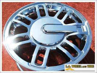 HUMMER H3 16 FACTORY OEM CHROME WHEELS RIMS EXCHANGE