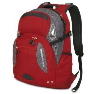 High Sierra Scrimmage Backpack Electronics