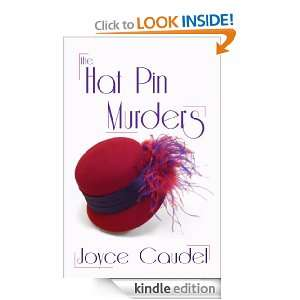 The Hat Pin Murders Joyce Caudel  Kindle Store