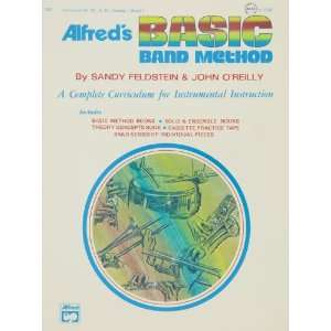 Alfred Alfreds Basic Band Method Book 1 Percussion (Snare