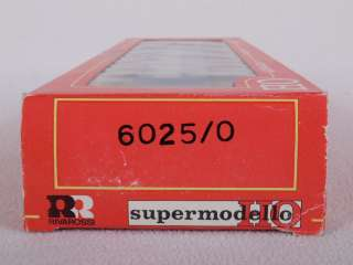 6025/0 HO RTR Heavyweight Passenger RPO Car MP Mopac #712