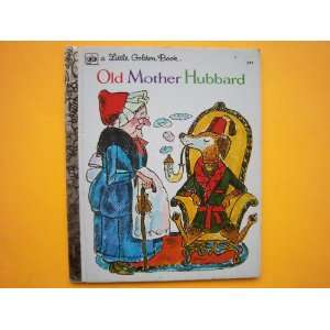 Old Mother Hubbard (9780307602114) Battaglia Aurelius Books