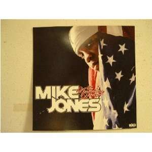 Mike Jones Poster The American Dream: Everything Else