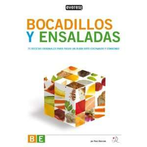 Bocadillos y ensaladas (9788444120133): Paco Roncero: Books