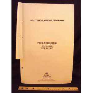 Electrical Wiring Diagrams / Schematics Ford Motor Company Books
