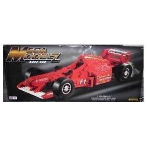Mega Modelz Race Car Toys & Games