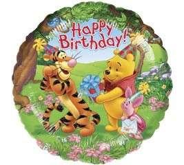 Disney WINNIE POOH & PIGLET Birthday Party BALLOON