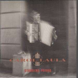 VINYL 45) UK ISSUE PRESSED IN FRANCE BURN 1 1989 CAROL LAULA Music