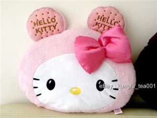 Sanrio Hello Kitty Biscuit Cookie Sofa / Car Cushion Sofa Pillow  3