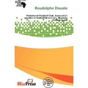 Roudolphe Douala (French Edition) (9786200841056): Niek