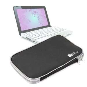 High Quality Black Neoprene Laptop Pouch For HP Mini 110 Electronics