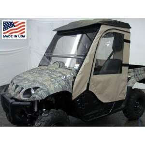 Yamaha Rhino Door/Rear Window Combo Enclosure. YAMRHI DRW Automotive